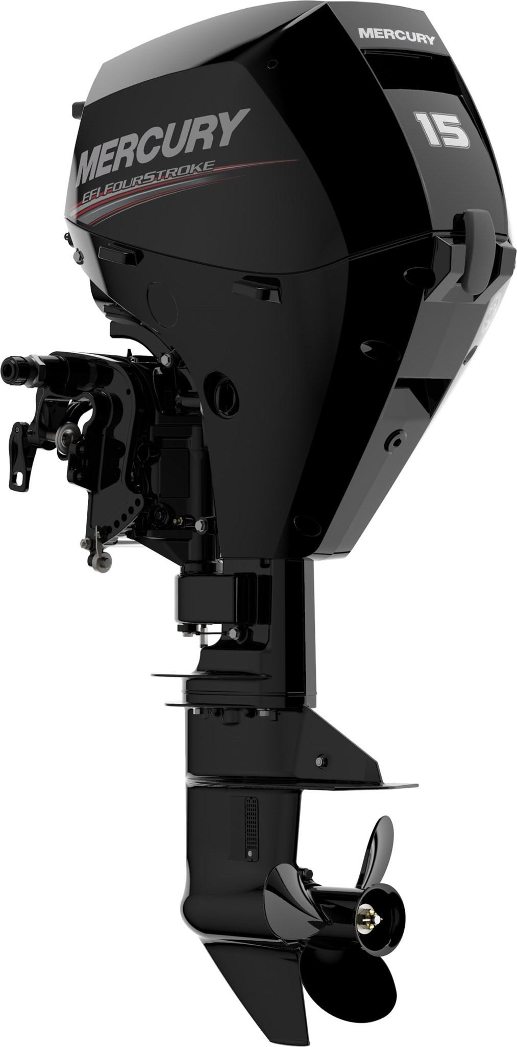 Лодочный мотор Mercury F15 E EFI