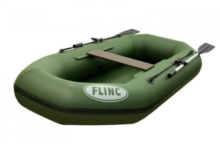 Надувная лодка ПВХ FLINC-F240L
