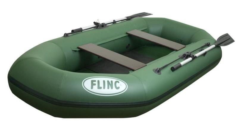 Надувная лодка ПВХ FLINC F260L