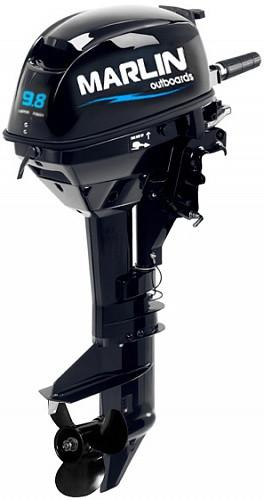 Лодочный мотор MP 9.8 AMHS