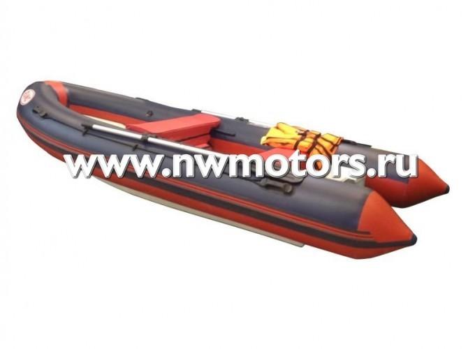 Комбинированная лодка RIB FLINC 430