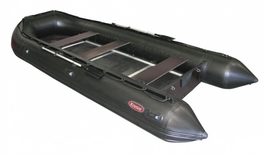 Надувная ПВХ лодка «Адмирал ADM- 610»