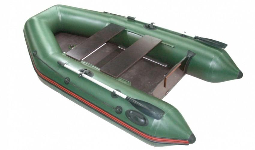 Надувная ПВХ лодка «Комбат CMB-300Е»