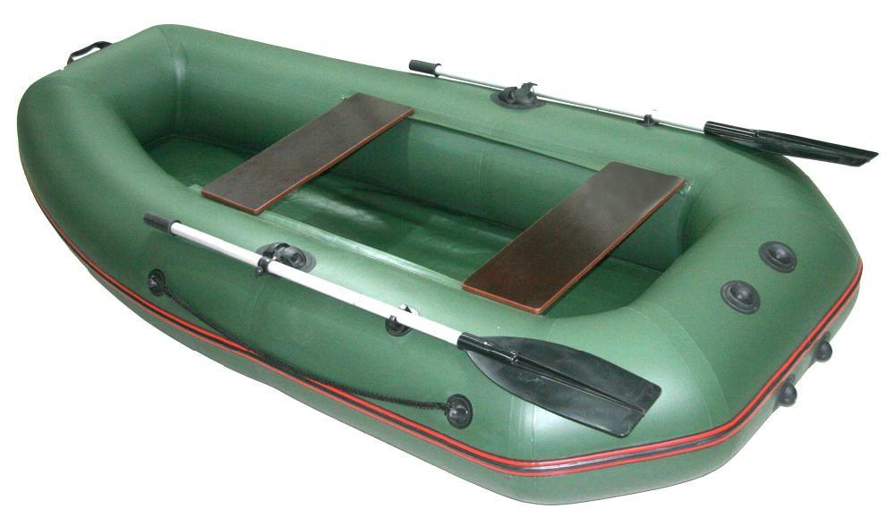 Надувная ПВХ лодка Мурена 300 (натяжной пол)