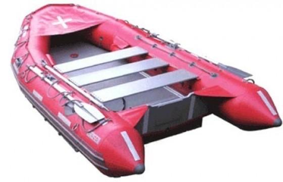 Дежурная шлюпка «Фаворит F-450D»