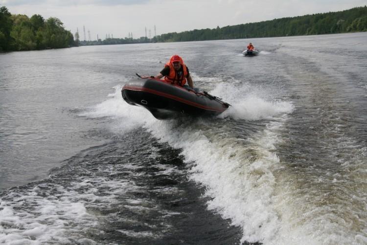 Надувная ПВХ лодка «Командор KMD-470PRO»