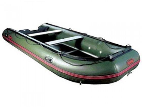 Надувная ПВХ лодка «Комбат CMB-430Pro»