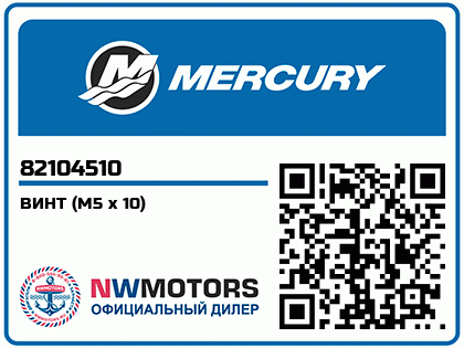 ВИНТ (M5 x 10)