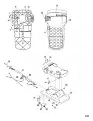 Ножная педаль в сборе (M899416T)