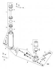 Схема Ручной наклон