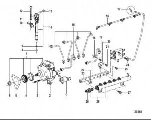 Схема Fuel System