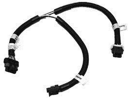 Жгут проводов рулевого механизма/спидометр – трубка Пито
