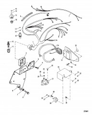 Electrical Components (Serial # 0A398941 Thru 0D763854)