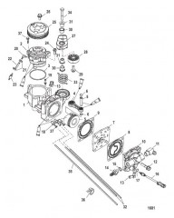Схема Воздушный компрессор