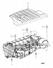 Схема Engine Cover