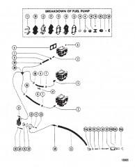 Топливный насос (Конструкция I)