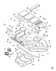 Схема Надувные лодки QS (430) (стр. 1)