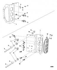 Схема Электрическая панель Оборудование