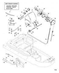 Схема Рулевой механизм / пульт / электрические компоненты