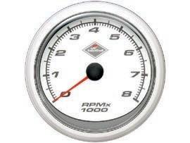 ТАХОМЕТР 0-8000 об/мин (белый) Аватар