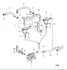 Схема Oil Separator