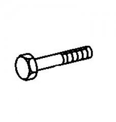 ВИНТ (0.375-16 x 1.500), нержавеющая сталь