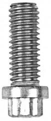 ВИНТ, (.375-16 x 1.00), PLATE