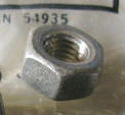 ГАЙКА (0.312-24), нержавеющая сталь 28770