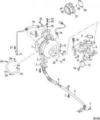 Схема TURBOCHARGER
