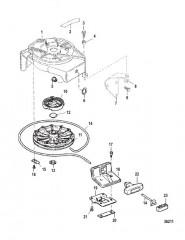 Схема Starter Rewind Components
