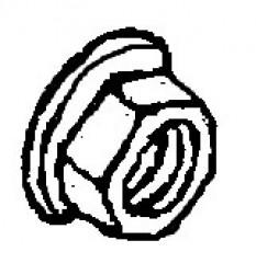 Гайка, (.437-20)