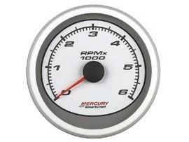 ТАХОМЕТР 0-6000 об/мин (белый) Аватар