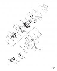 Alternator (Motorola # 8MR2039K)