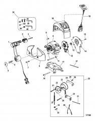 Дистанционное управление – DTS Легкий нактоузный (конструкцияI)
