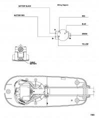 Схема электрических подключений (Модель TT3000) (12 В)
