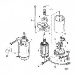 Схема Starter Motor