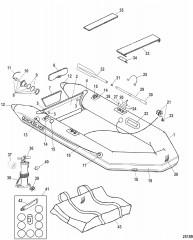 Модели Quicksilver Roll Up (Белый)