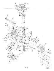КРОНШТЕЙНЫ (M-007186/ML-308701/E-101516/EL-404001 и выше)