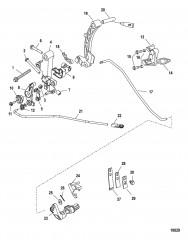 Рычажный механизм (Короткий)