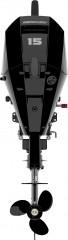 Лодочный мотор Mercury F15 MH EFI Изображение 2