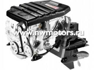Дизельный двигатель Mercruiser MD 2.0 170s DTS