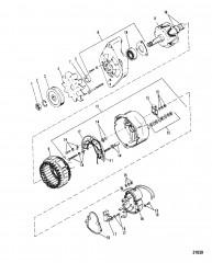 Alternator (Mando # AR-150)