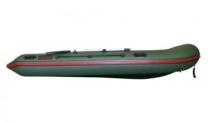 Надувная ПВХ лодка «Комбат CMB-360» (темно-серая) Изображение 5