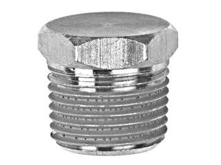 ПРОБКА Труба (0.375-18), латунь