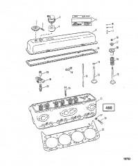 Головка цилиндра (460)