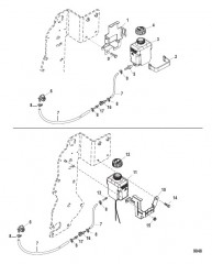 Схема Gear Lube Monitor