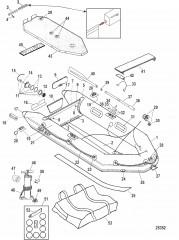 Модели Air Deck (Белый/светло-серый – 2006)