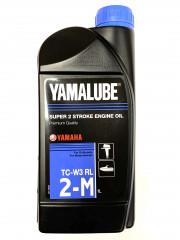 МАСЛО YAMALUBE 2-M TC-W3 RL (1л) 90790BG20500