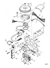 Компоненты системы зажигания (91H-92C)