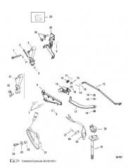 Схема ТЯГА (РУКОЯТКА)